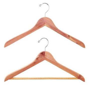 Cedar hangers