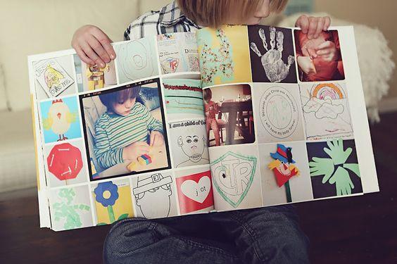 kids artbook