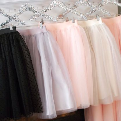 skirt love tulle skrits hanged